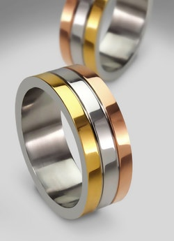 Lehetséges karikagyűrű anyagok
